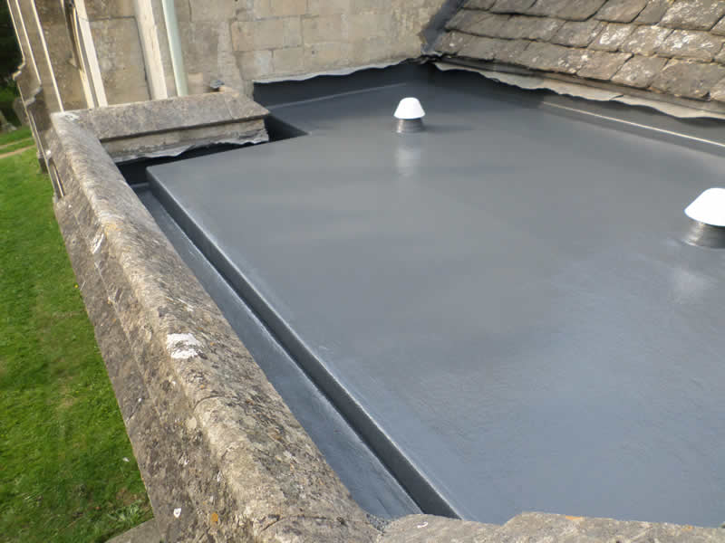 Church roof replacement