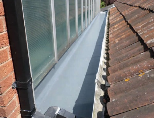 GRP Valley Gutters