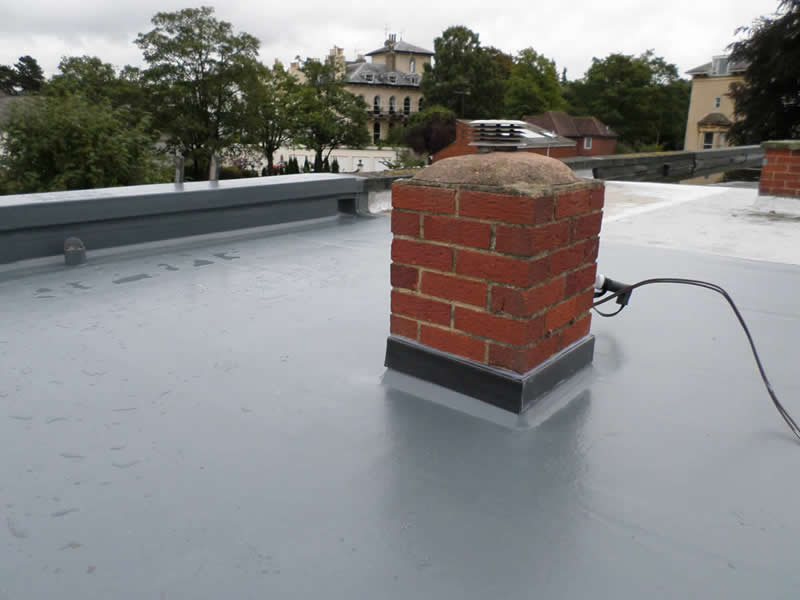 fibre-glass-roof-with-chimney