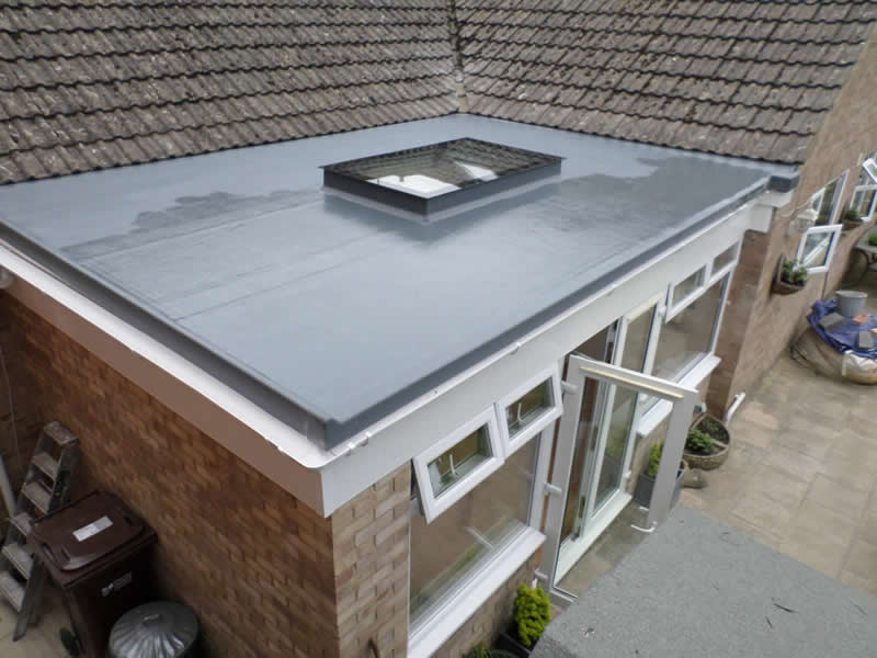 Conservatory roof windows