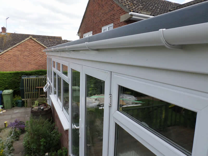 GRP Conservatory Roof Replacement