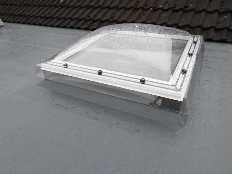 grp roof windows