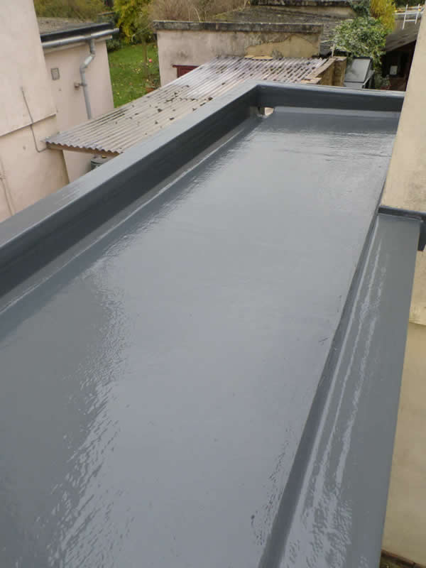 Valley Style GRP Guttering